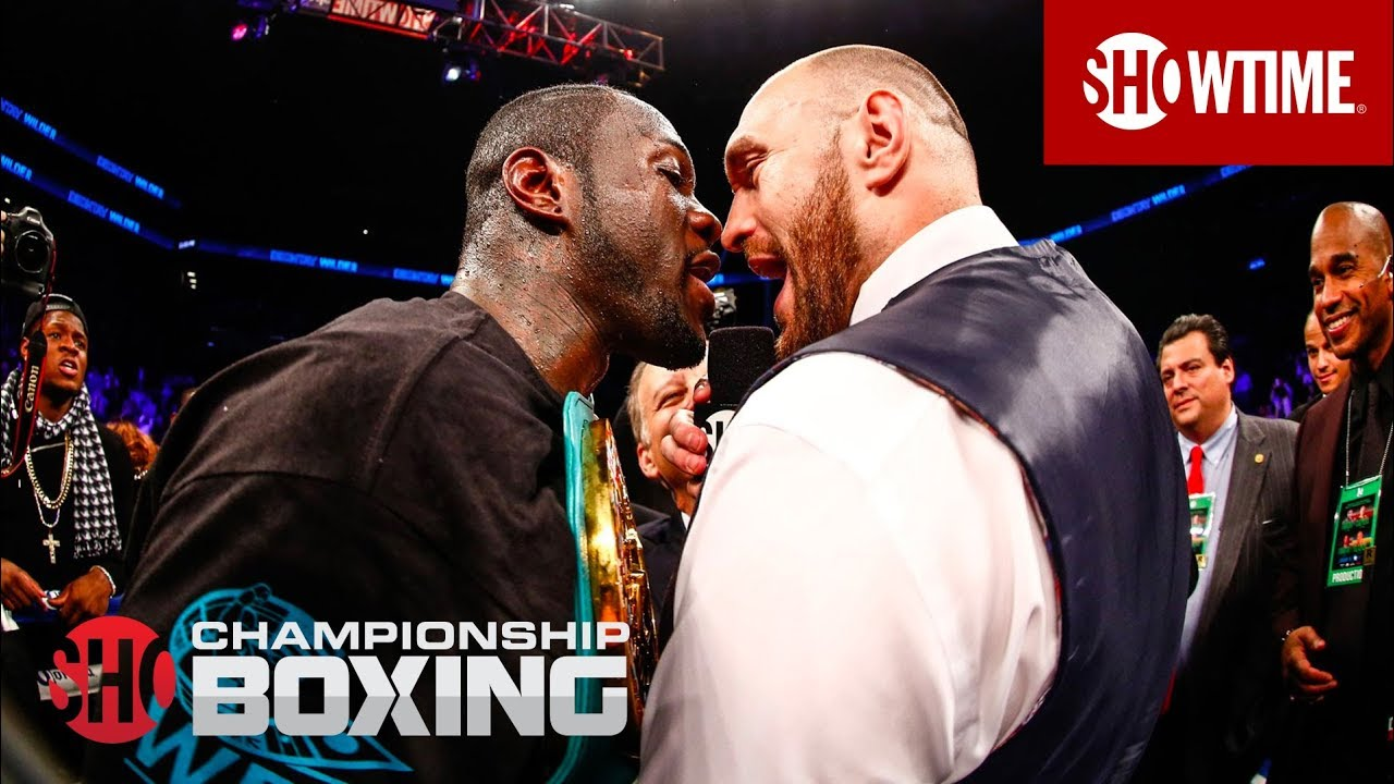 Deontay Wilder: I Believe I Can Knock Out Tyson Fury