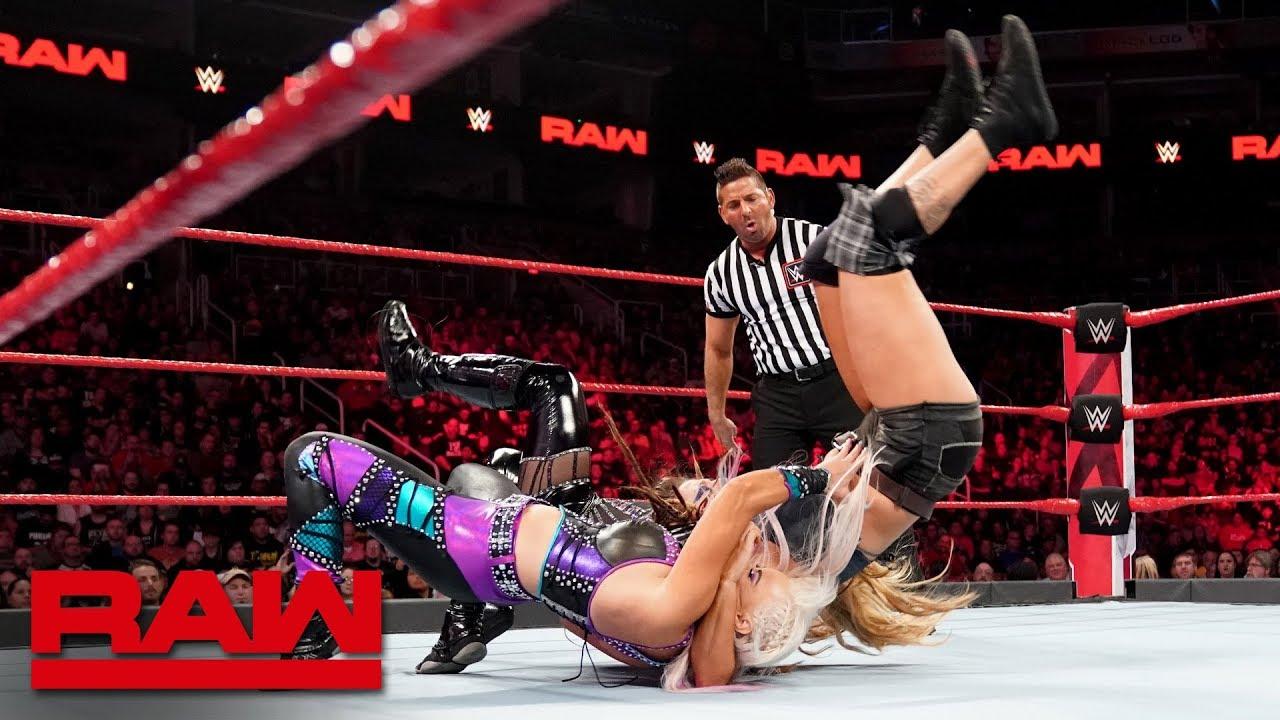 3b23f3592a68 Liv Morgan And Sarah Logan Earn Spots In WWE Women s Tag Team Titles Elimination  Chamber Match