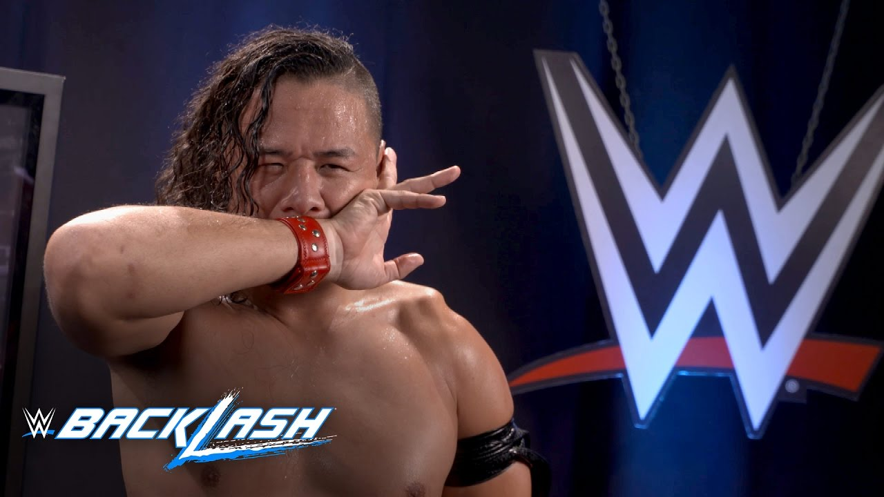 Shinsuke Nakamura Wants To Wrestle For At Least Five More Years