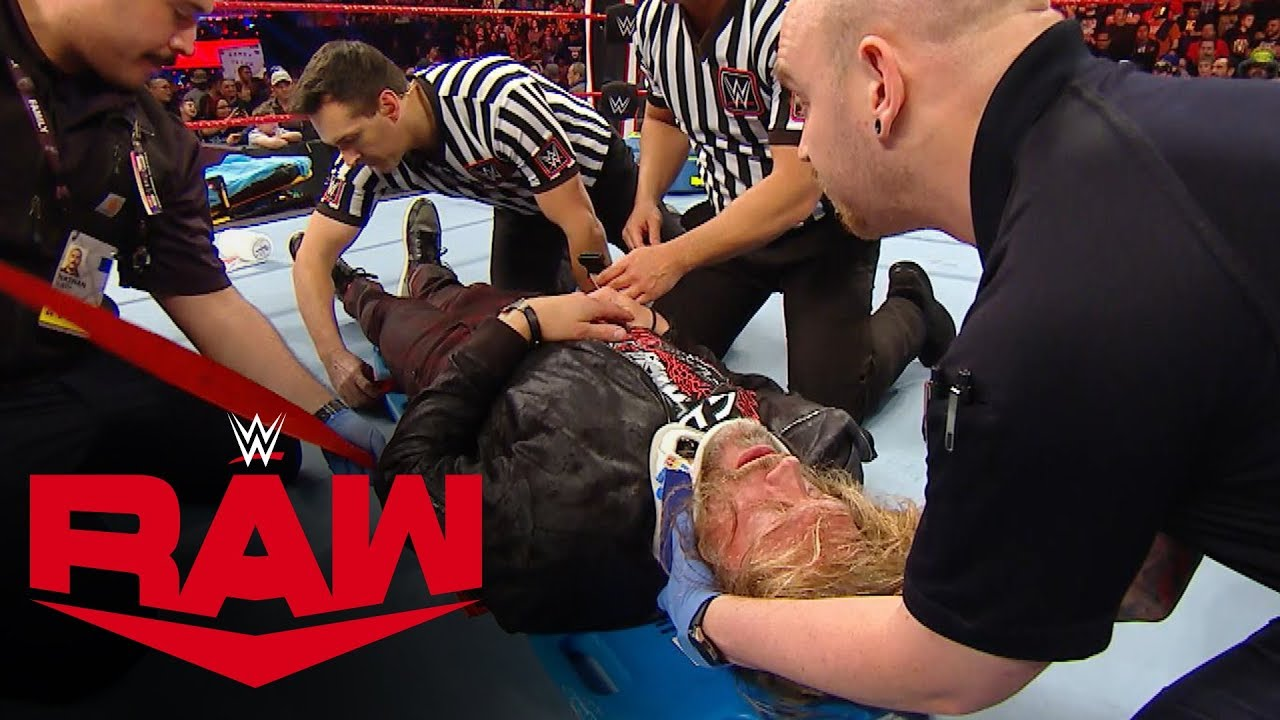 """Edge """"Taken To A Local Medical Facility"""" Following Randy Orton's Attack On WWE Raw"""