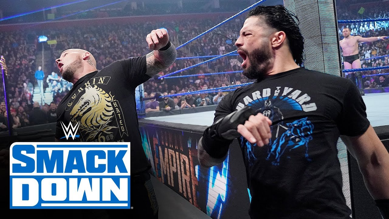 Falls Count Anywhere Stipulation Added To Roman Reigns vs. King Corbin At WWE Royal Rumble
