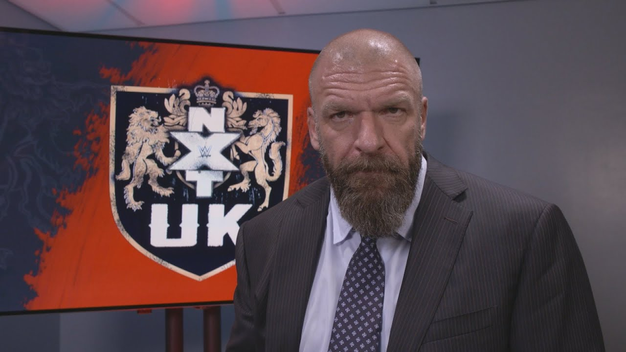 "Triple H Says NXT UK TakeOver Being On August 31 ""Has Nothing To Do With Anybody Else"""