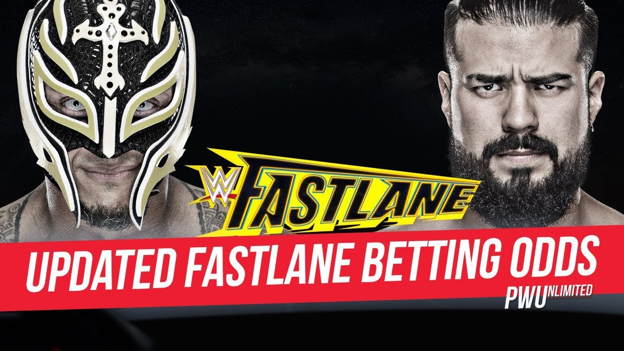 WWE 2019 Fastlane PPV Betting Odds