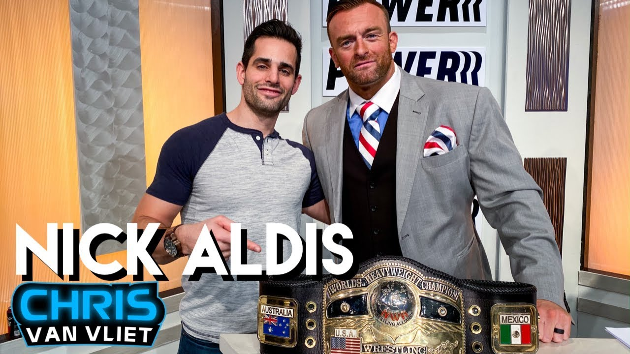 Nick Aldis: There's Someone Very Successful In WWE Who Wants Nothing To Do With Me