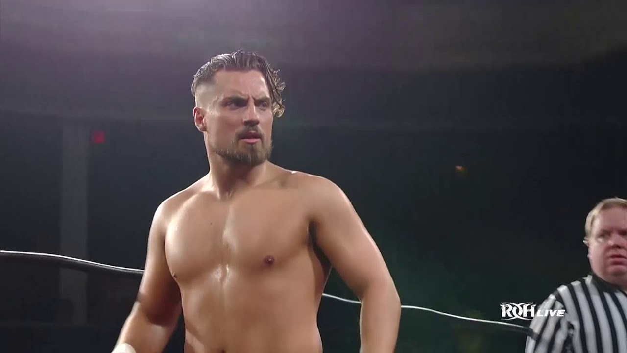 Marty Scurll No Longer Listed On Ring Of Honor Roster Page   Fightful  Wrestling