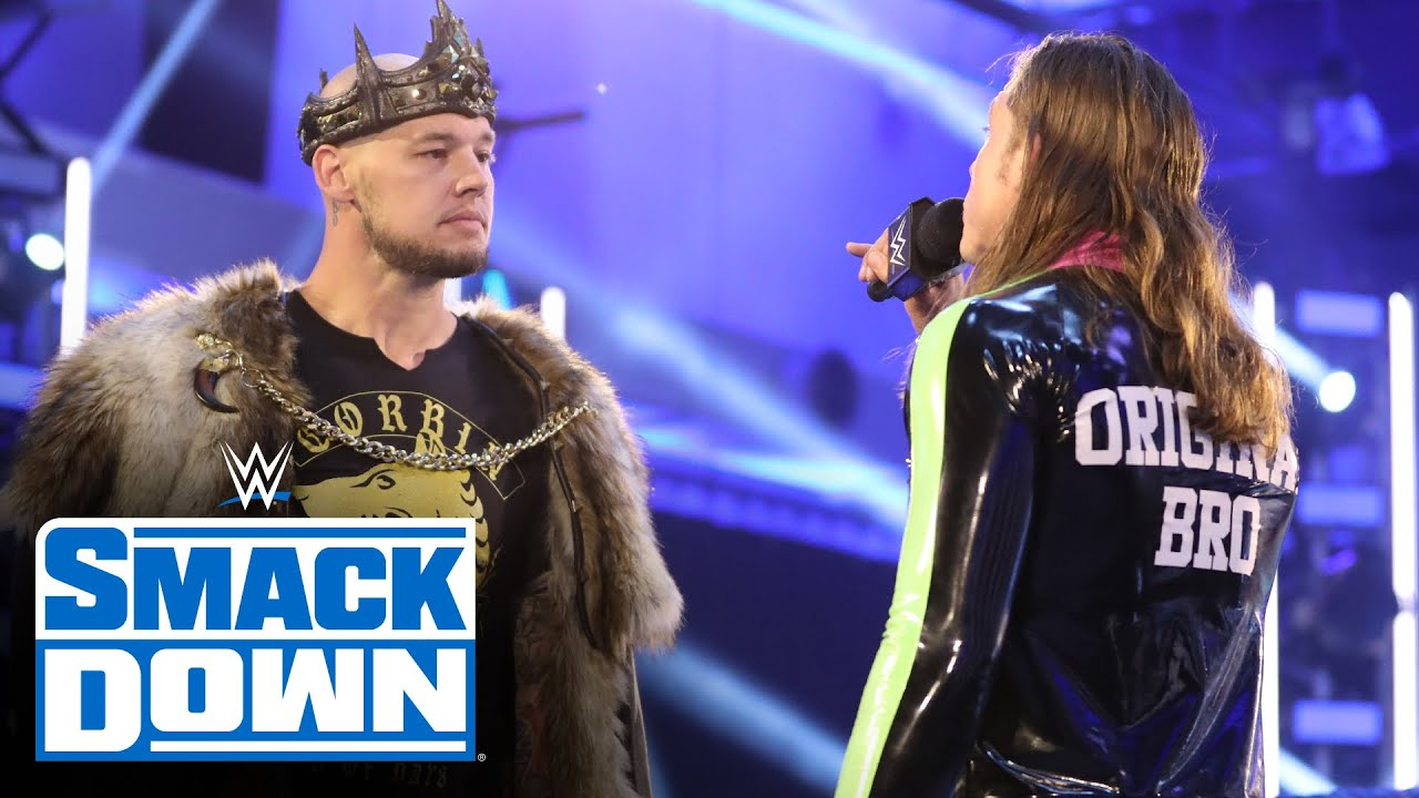 King Corbin: We Make Fun Of Randy Orton Because He Doesn't Want Anyone To Hurt Him